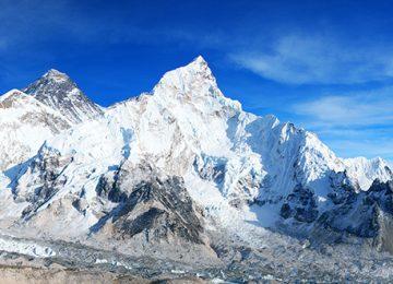 הר האוורסט – ההר הגבוה ביותר בעולם!
