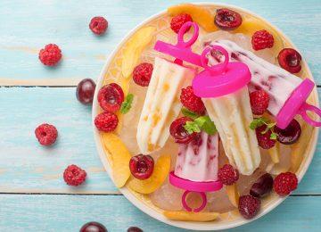 ארטיק גלידת יוגורט ביתית