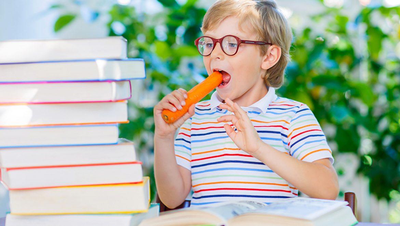 תזונה נכונה לילדים
