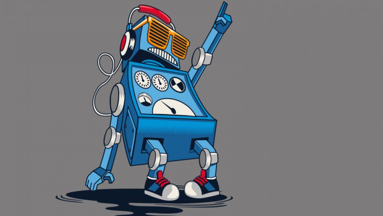 רובוט כלבבי